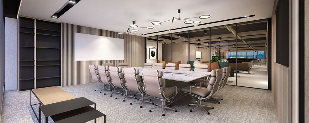 Corporate Meeting Facilities at KLOUD Junction City Tower