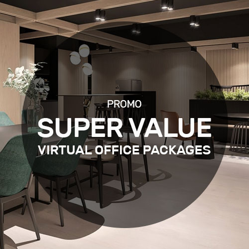 Virtual Office Packages at KLOUD Junction City Tower